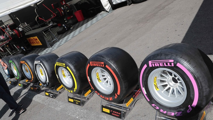 F1 Pirelli, Hembery: «Strategia complessa da pianificare»