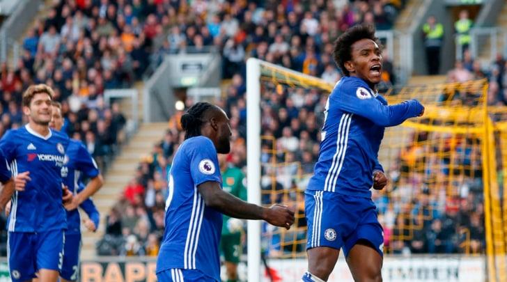 Premier League: Hull City-Chelsea 0-2, Conte torna a vincere