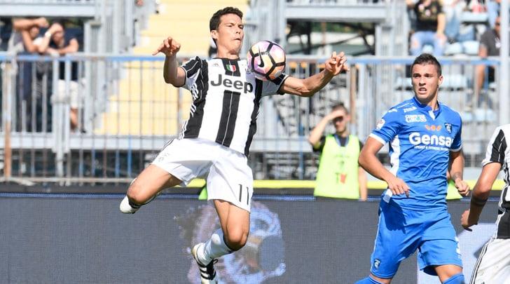Juventus, Hernanes: «Sì, ora posso giocare da regista»