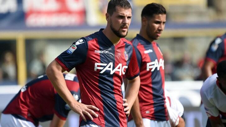 Serie A Bologna, lesione per Destro. Due settimane di stop