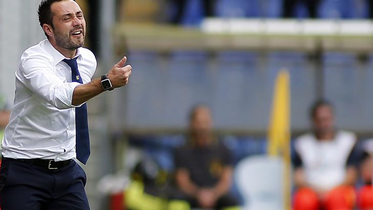 Serie A, De Zerbi: «Mi brucia: è un punto regalato»