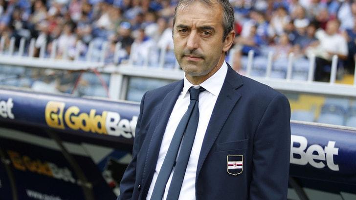 Serie A, Giampaolo: «Sampdoria, hai un grande pubblico»