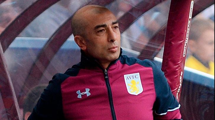 L'Aston Villa esonera Di Matteo: Risultati deludenti