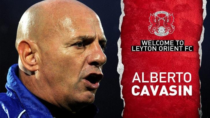 Calcio estero Leyton Orient, Cavasin nuovo tecnico