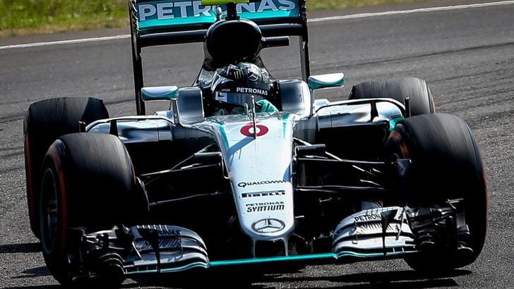 F1, Hamilton ko: Rosberg vola nelle quote per il titolo