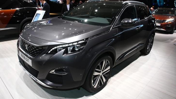 Peugeot 3008, da Parigi parte l'attacco ai SUV europei