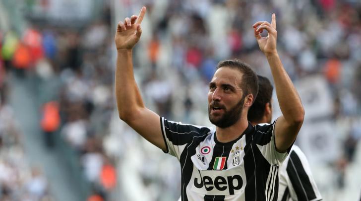 Juventus, più gol e più corsa: così nasce il migliore Higuain