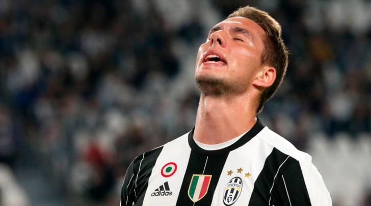 Juventus, tegola Pjaca: si fa male con la Croazia