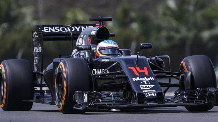 F1, la Honda punta in alto a Suzuka