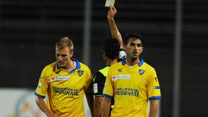 Serie B Frosinone, Ciofani: «Il Cittadella? Ci servirà per ripartire»