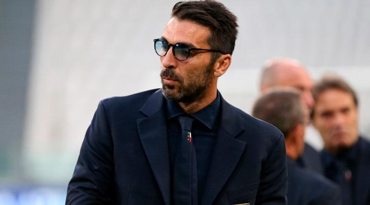 Italia, Buffon: 'Felice se Morata non gioca. Chiellini? Nessuno è insostituibile'
