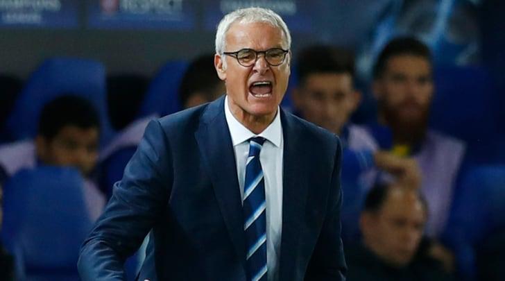 Ranieri: «Scudetto? La Juventus è di un altro pianeta...»