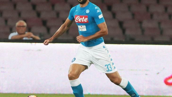 Serie A Napoli, Chiriches ok. Albiol sta migliorando