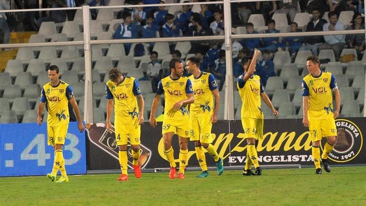Serie A Chievo, termina 4-0 il test col Caldiero