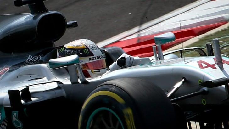 F1: Giappone, Rosberg subito al comando
