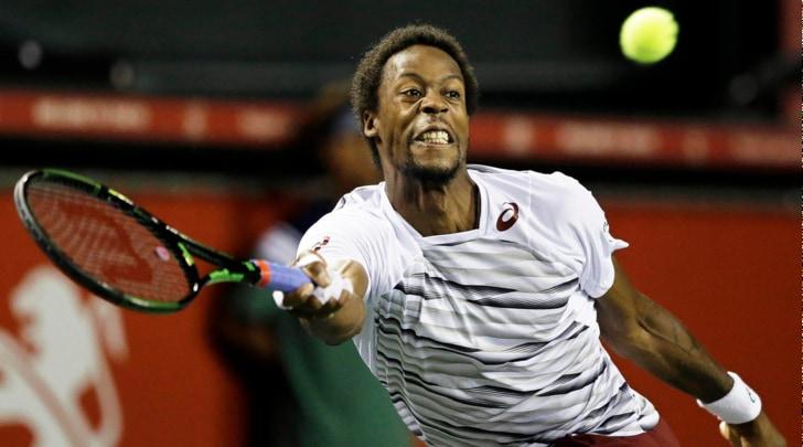Tennis, Atp Tokyo: in semifinale gli scontri Monfils-Krygios eGoffin-Cilic