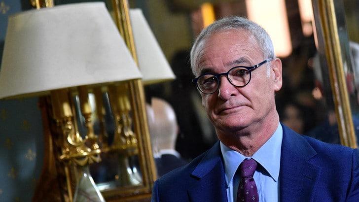 Leicester, Ranieri dottore honoris causa in Scienze dello Sport