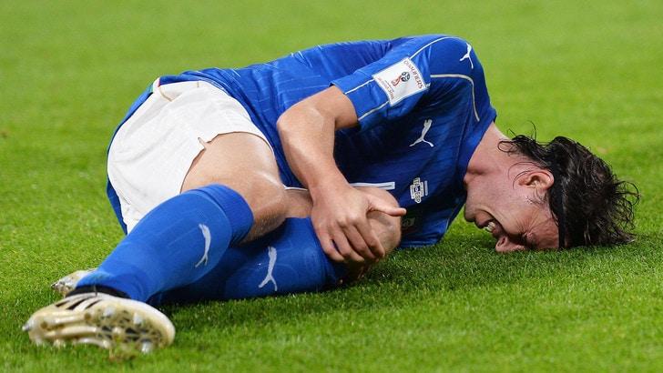 Serie A Milan, per Montolivo lesione al crociato