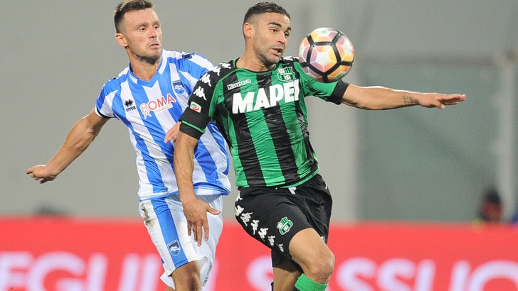 Serie A, Sassuolo-Pescara: confermato lo 0-3