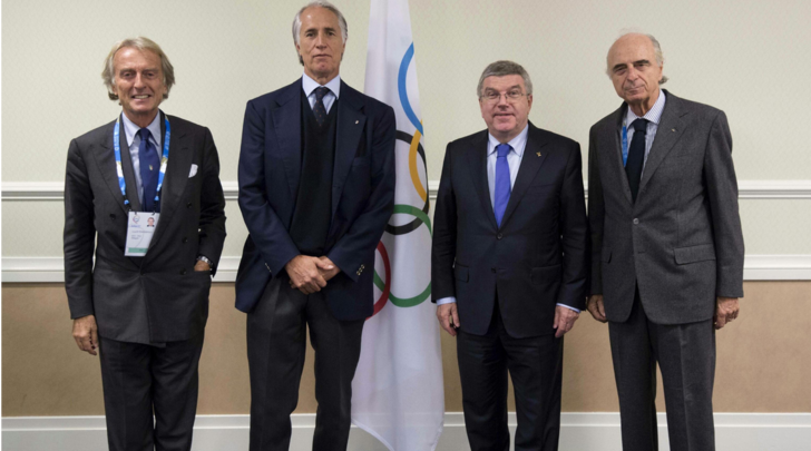 Olimpiadi 2024, il Cio: «Ricevuti dossier, c'è anche Roma»