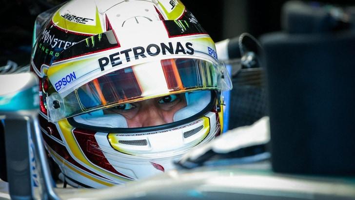 F1, Hamilton: «Non sono in pole ma posso vincere»