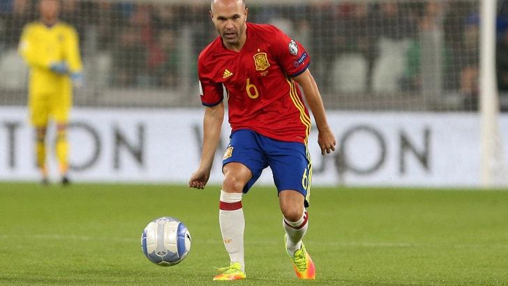 Qualificazioni mondiali, Spagna da «2» in Albania