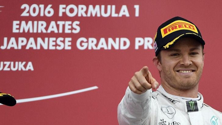 F1, Rosberg: «La stagione è ancora lunga»