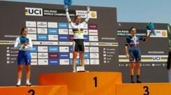 Ciclismo, prima medaglia per l'Italia: argento Morzenti