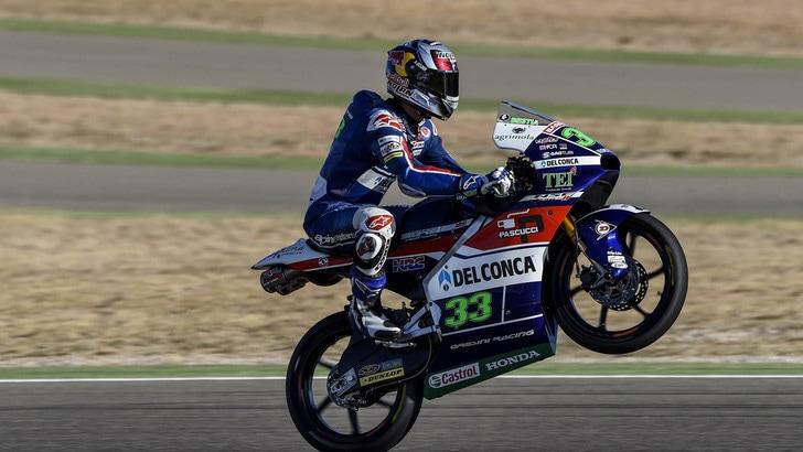 Moto3 Gresini Racing, Bastianini: «Obiettivo secondo posto»