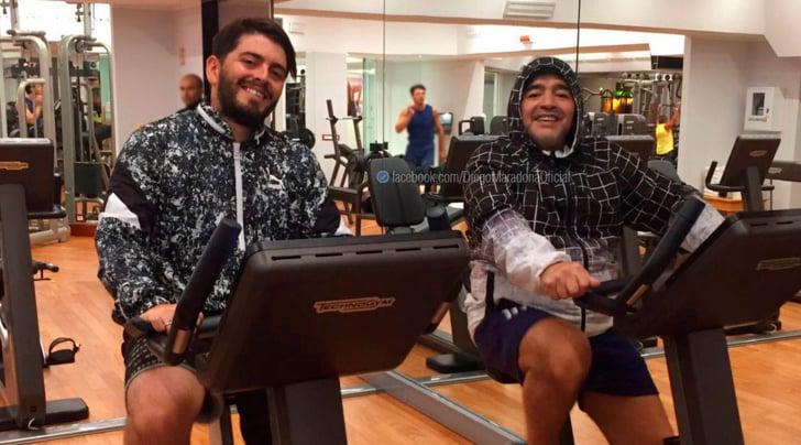 Maradona: «Higuain alla Juventus? Agnelli mi corteggiava come una donna»