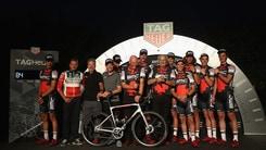 TAG Heuer torna al ciclismo con la BMC Racing Team