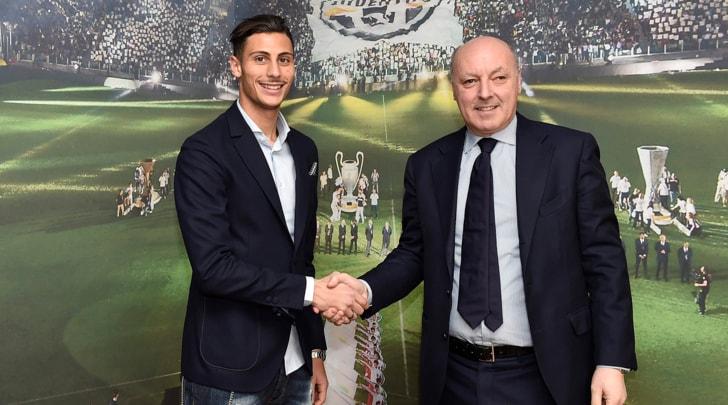 Juventus, Mandragora l'acquisto ancora mai visto