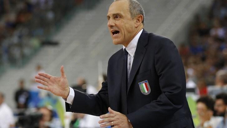 Basket, UFFICIALE: Messina confermato sulla panchina azzurra