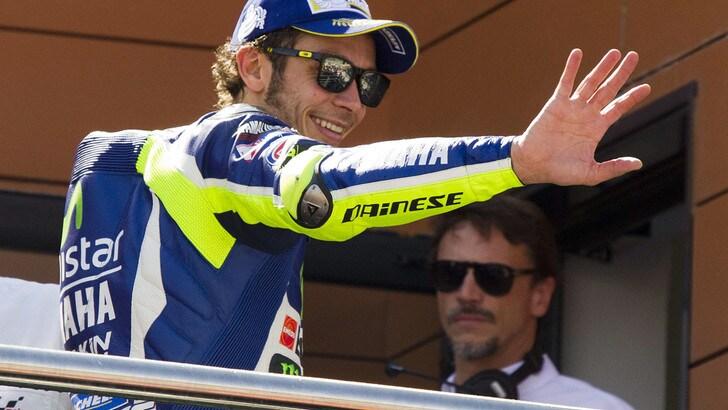 MotoGp, Rossi: «A Motegi posso tornare a vincere»