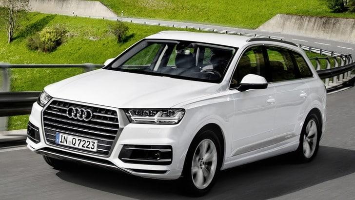 Audi Q7 3.0 TDI quattro Business Plus, la prova – arma totale