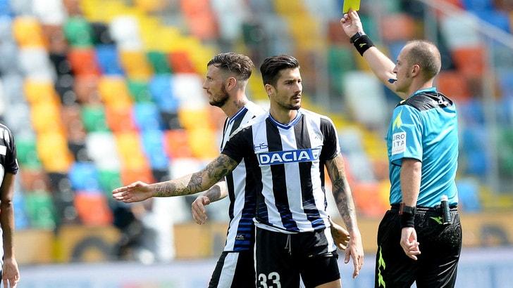 Udinese: brutte notizie per Del Neri, Panagiotis Kone ko