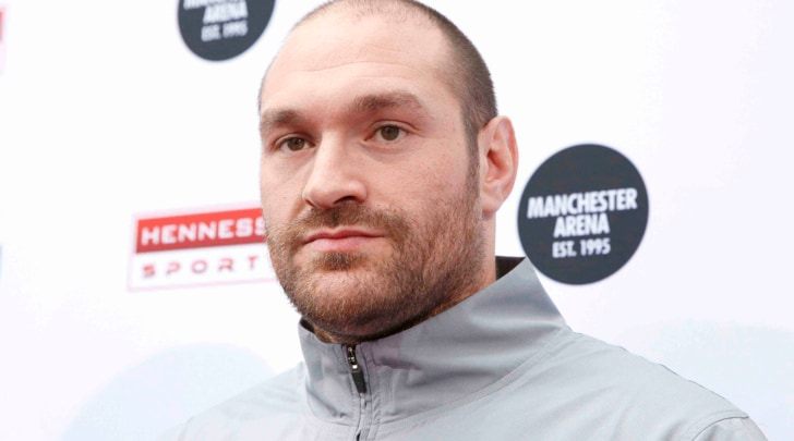 Federazione Gran Bretagna sospende licenza Tyson Fury