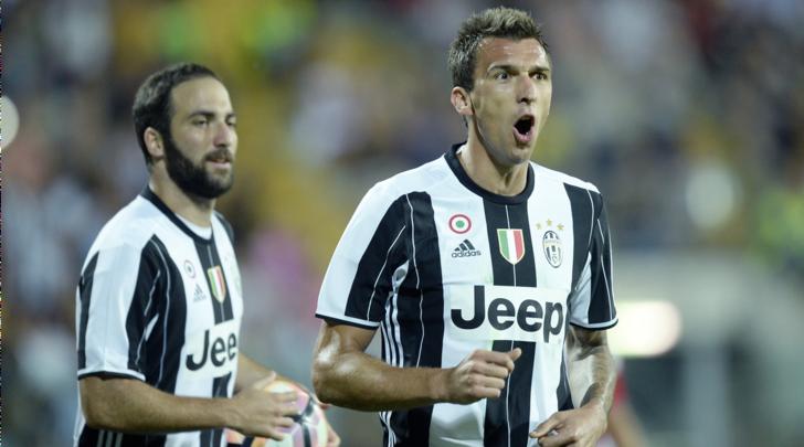 Juventus, dalle nazionali all'Udinese. Dybala, Mandzukic, Cuadrado, Higuain: scelte e turnover