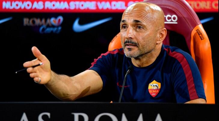 Spalletti: «Il Napoli è la squadra migliore d'Italia»