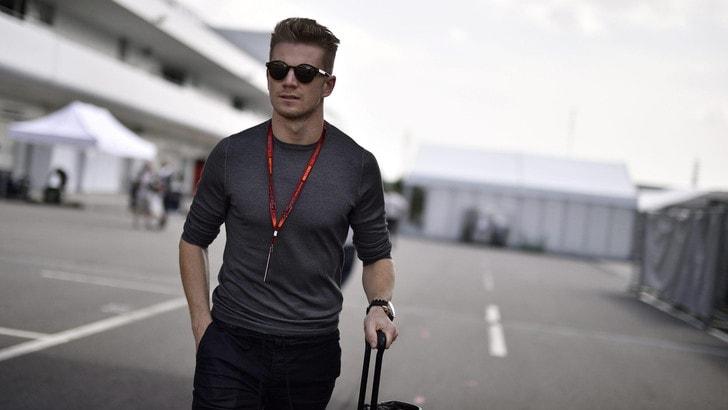 F1, Hulkenberg saluta la Force India