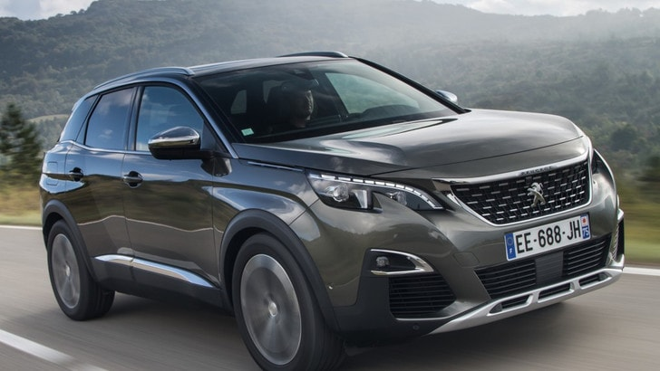 Peugeot 3008, ora è un vero SUV