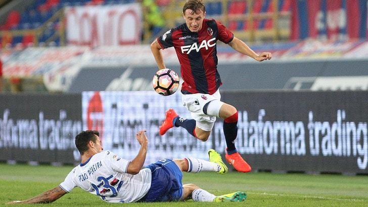 Serie A Bologna, Krejci influenzato, Torosidis a parte