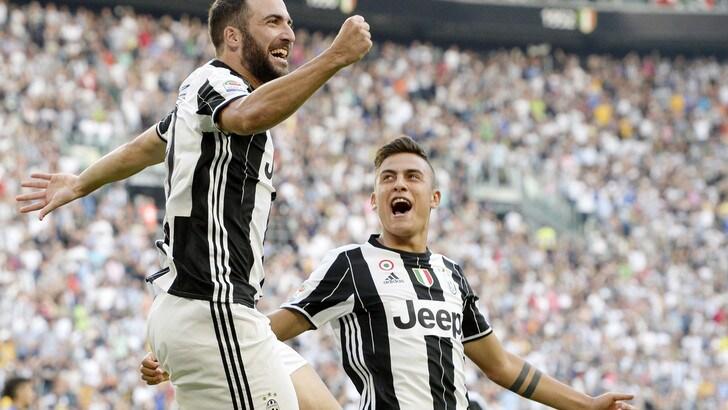 Serie A, William Hill: Juventus super favorita a 1.22 contro l'Udinese