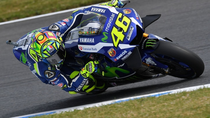 MotoGp Giappone, Rossi: «Risultato importante»