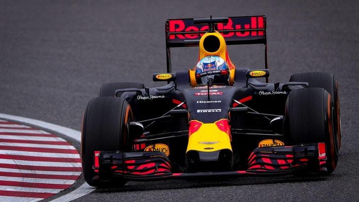 F1, Ricciardo: «Austin, che circuito»