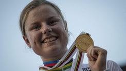 Ciclismo, Mondiali: Didieriksen d'oro tra le donne Elite