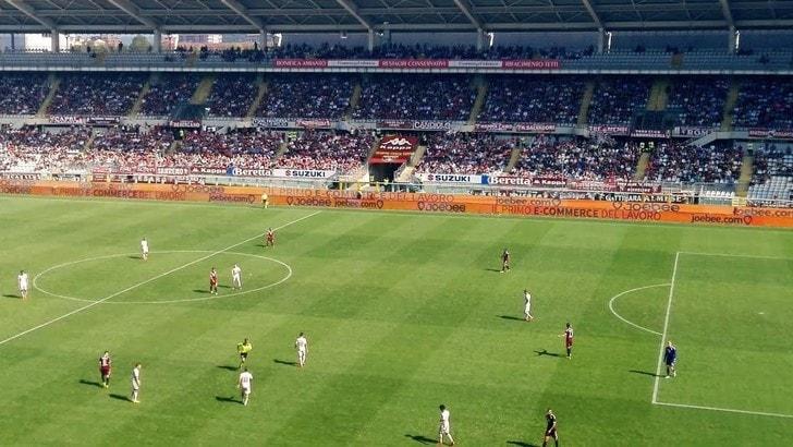 Allo stadio Grande Torino led interattivi a bordocampo