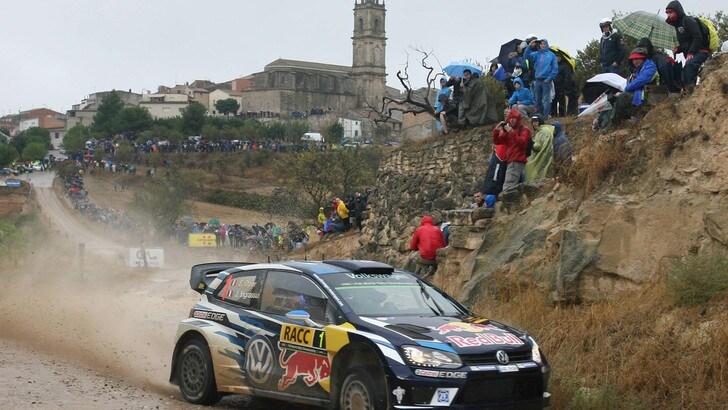 WRC, Ogier vicino al titolo