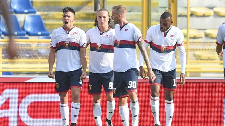 Serie A Genoa-Empoli e Sassuolo-Crotone, formazioni ufficiali e tempo reale alle 15