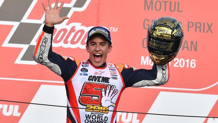 MotoGp, Marquez: «Voglio un trionfo anche in Australia»